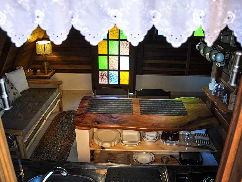 chalés com cozinha chalé vale do capão chapada diamantina