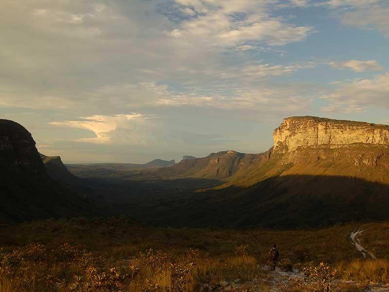 Morro Branco Trekking Vale do Capão Chapada Diamantina