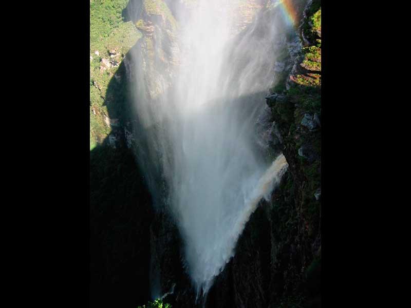 Trilha Cachoeira da Fumaça