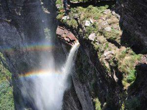 Cachoeira da Fumaça Trekking Vale do Capão Chapada Diamantina